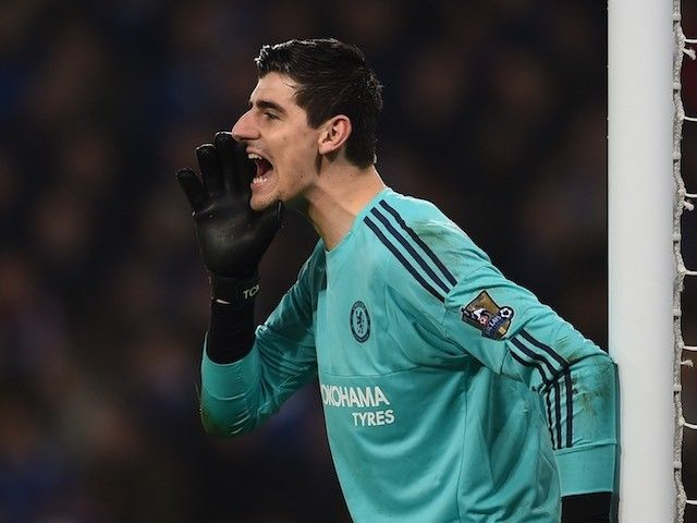 Chelsea keeper Thibaut Courtois slams FIFA scheduling of international fixtures