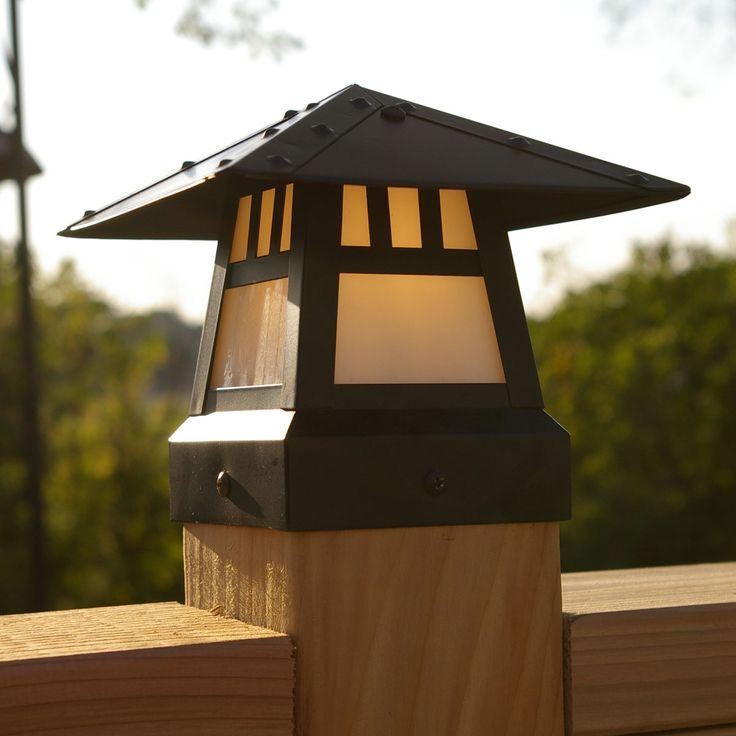 Deck Lights Pinterest: Outdoor Deck Lights, Outdoor