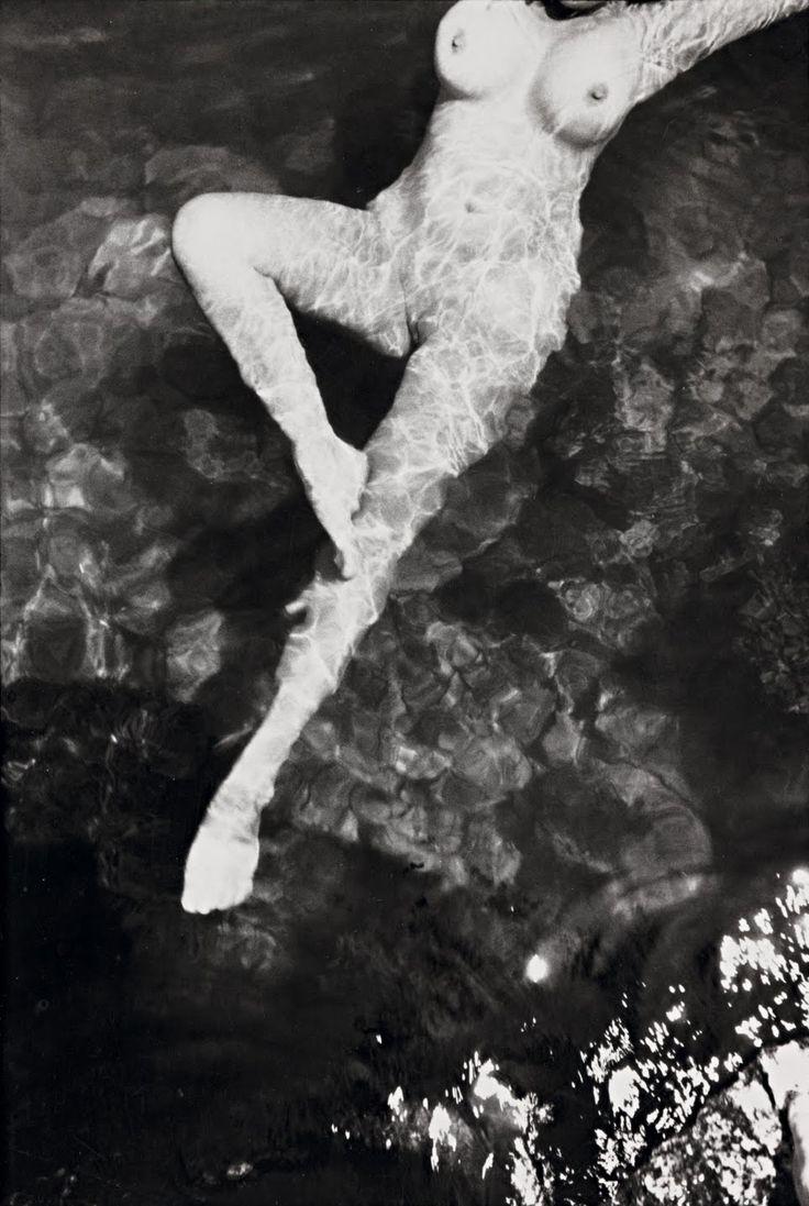 Leonor Fini, 1933, by Henri Cartier-Bresson