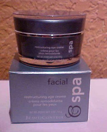 BeautiControl BC Spa Reconstructuring Eye Creme by BeautiControl. $30.00. Special hyaluronic filling spheres instantly plump the skin, immediately reducing the appearance of fine lines and wrinkles.. It is a powerful anti-aging complex that targets fine lines, wrinkles and loss of firmness using algae extract and peptides.. The formula is dermatologist-, sensitivity- and allergen-tested, and free of oil, fragrances, parabens, sulfate and gluten.. protects delicate sk...
