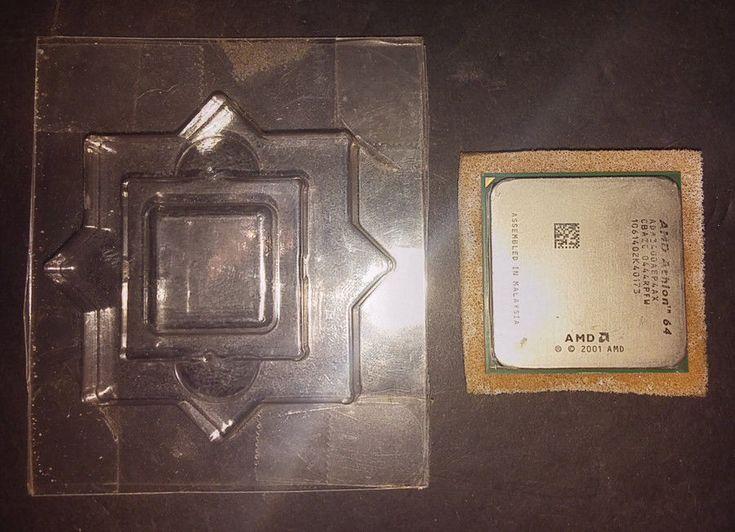 AMD Athlon 64 ADA3400AEP4AX Processor CPU #AMD