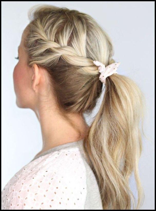 10 best Frisuren Mädchen images on Pinterest | Hairstyle tutorials … | #langh…   – Einfache Frisuren