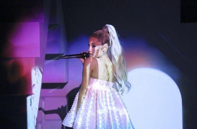 Moonlight Mila Ariana Grande No Tears Left To Cry Ariana