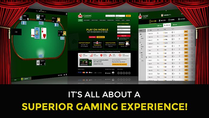 Hola! Classic Rummy has a new Avatar! Check out the new website with new features. Select the background theme as per your choice and play your favourite game.    https://www.classicrummy.com?link_name=CR-12  #rummy #classicrummy #onlinerummy #rummygames
