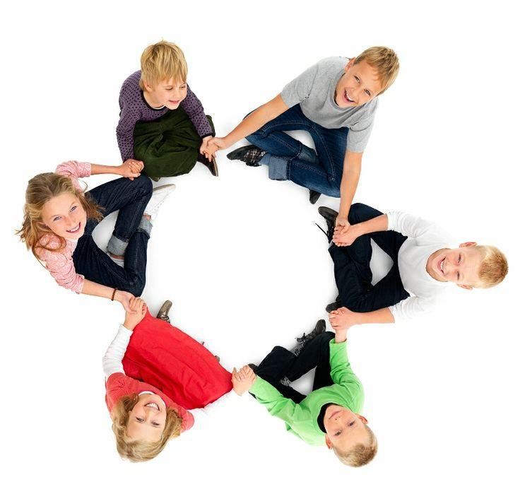 Teambuilding ideas for kids.