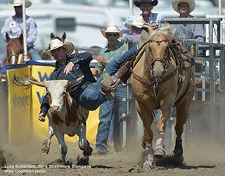 Pro Rodeo Canada Weekly Press Release