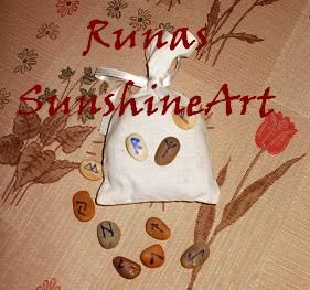 Jogo de Runas SunshineArt http://sunshinearte.blogspot.pt