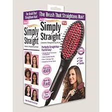 Simply Straight Ceramic Brush As Seen On TV