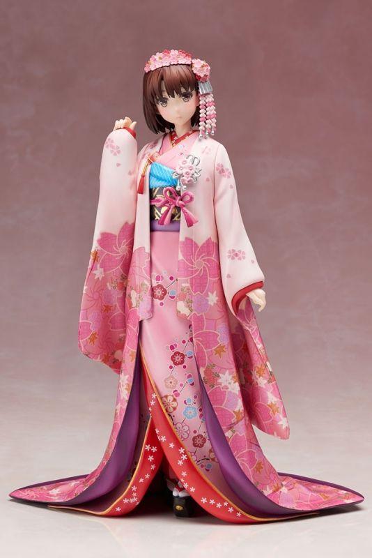 Saenai Heroine no Sodatekata - Katou Megumi - 1/8 - Kimono Ver. (Aniplex)