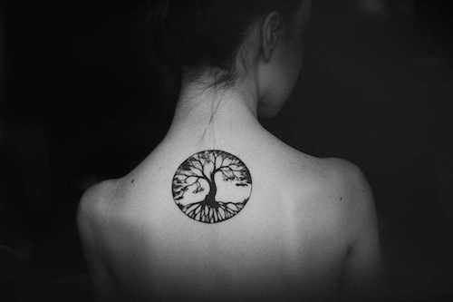 Tree of Life Tattoo Meanings and Design | InkDoneRight  In this article, we'll be talking about these different trees, their meaning and history, and some awesome tree of life tattoo designs!