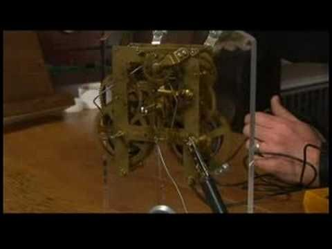 Collecting & Repairing Antique Clocks : Antique Clock Repair: Troublesho...