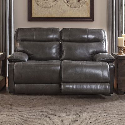 25 Best Ideas About Leather Reclining Loveseat On Pinterest Inside Usc Transitional Recliner