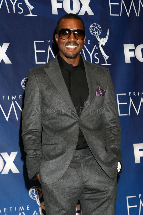 Kanye West Emmy Awards 2007 Press Room Shrine Auditorium Los Angeles Ca Sept Sponsored Sponsored Paid Awards In 2020 Kanye West Kanye Editorial Photography