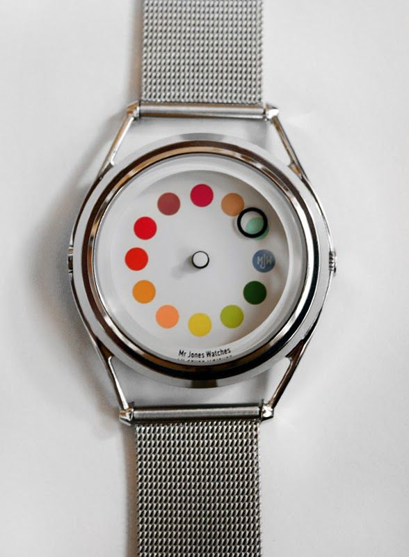 colorful watch - like it and need it and want it :-)