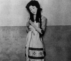 Matsui Sumako (松井須磨子) 1886-1919, Japanese Actress