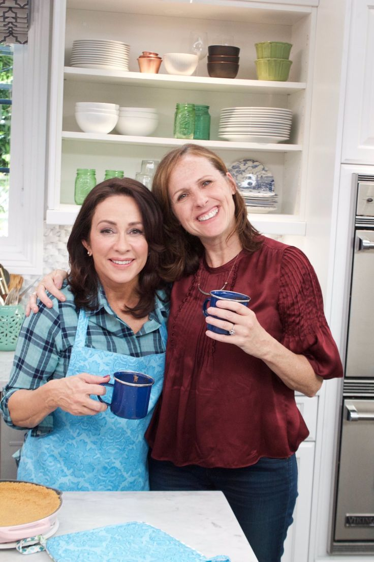 With Molly Shannon-Patricia Heaton Parties