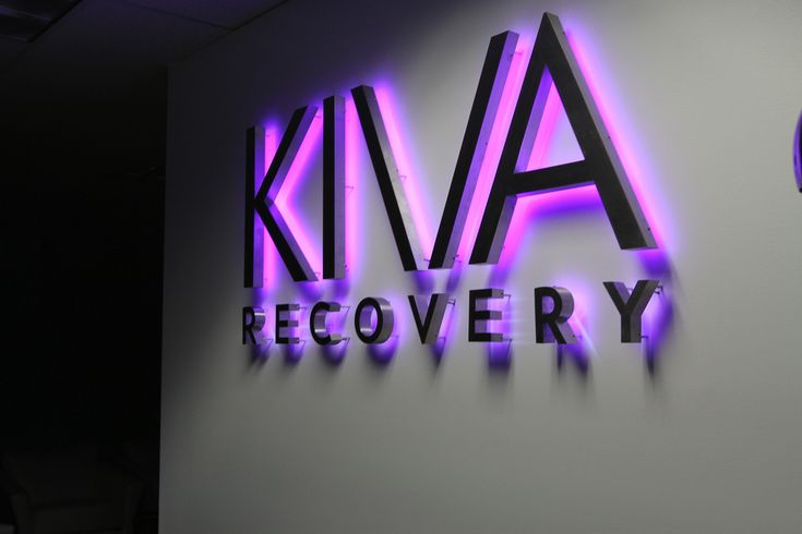 Create a dramatic halo lighting effect with backlit stainless steel letters. We ship and install backlit sign letters nationwide.