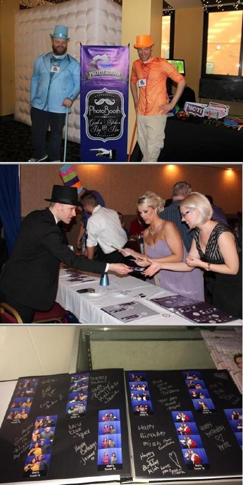 This business provides cheap photo booth rental prices for special events. Their inexpensive photo booth rental packages include personalized photos and deluxe props, among others.