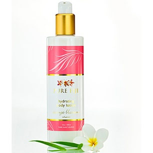 Pure Fiji Hydrating Body Lotion - Orange Blossom Infusion