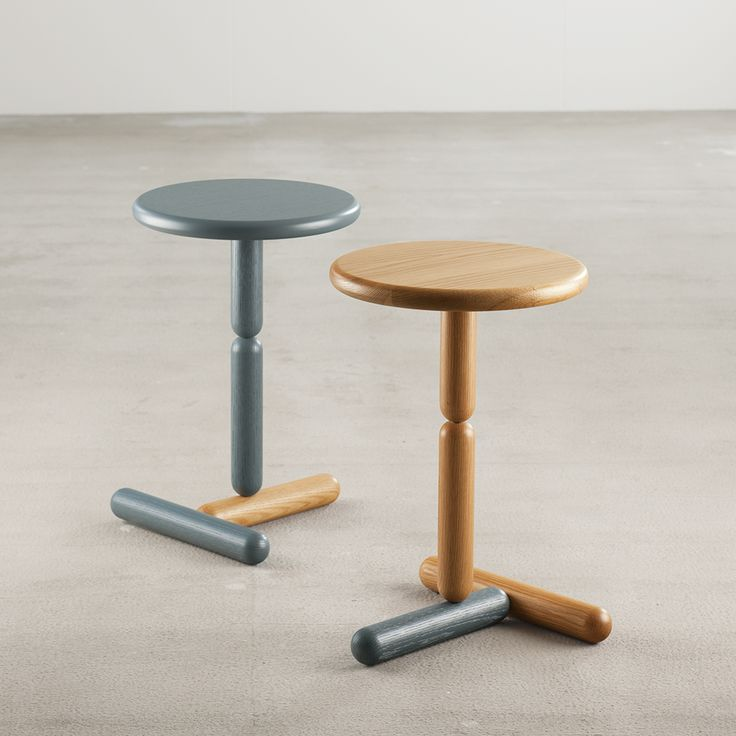 'Lazy' side table by Freshwest for J+J