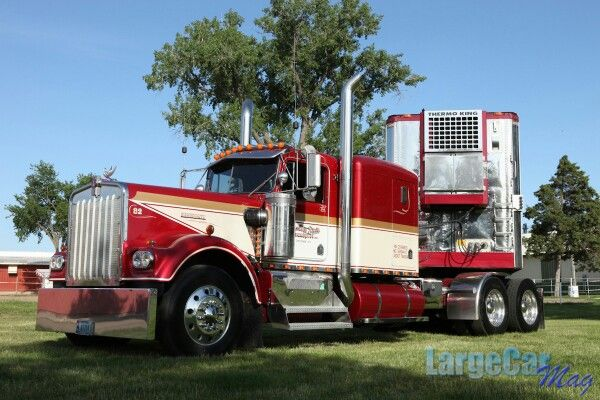 Semi Truck Weight : Best images about classic semi trucks on pinterest