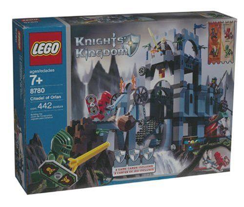 LEGO Knight's Kingdom: Citadel of Orlan(8780)