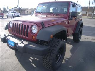 2013 Jeep Wrangler Sport Maroon http://www.iseecars.com/used-cars/used-jeep-wrangler-for-sale