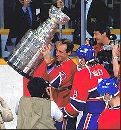 1986- Bob Gainey(Montreal Canadiens)