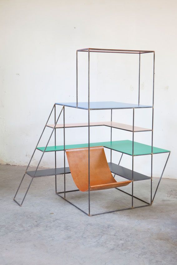 "Installation L | Muller Van Severen So intriguing to look at, I first pinned this to ""Art."""