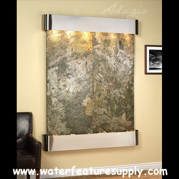 This Unbelievable Wall Mounted Water Feature Fountain A Great Addition To  Your Business. My