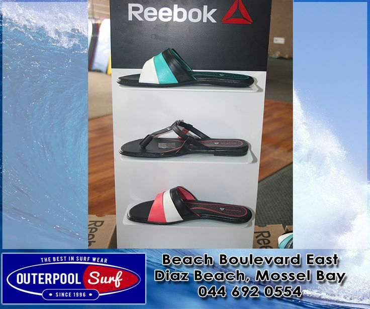 We have #Reebok ladies shoes in store, perfect for the summer. #Reebok #Ladies #Summer