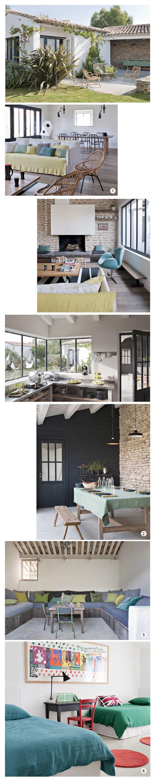 Ile de Ré, une maison d'été Magazine Westwing | Westwing Home & Living Magazine