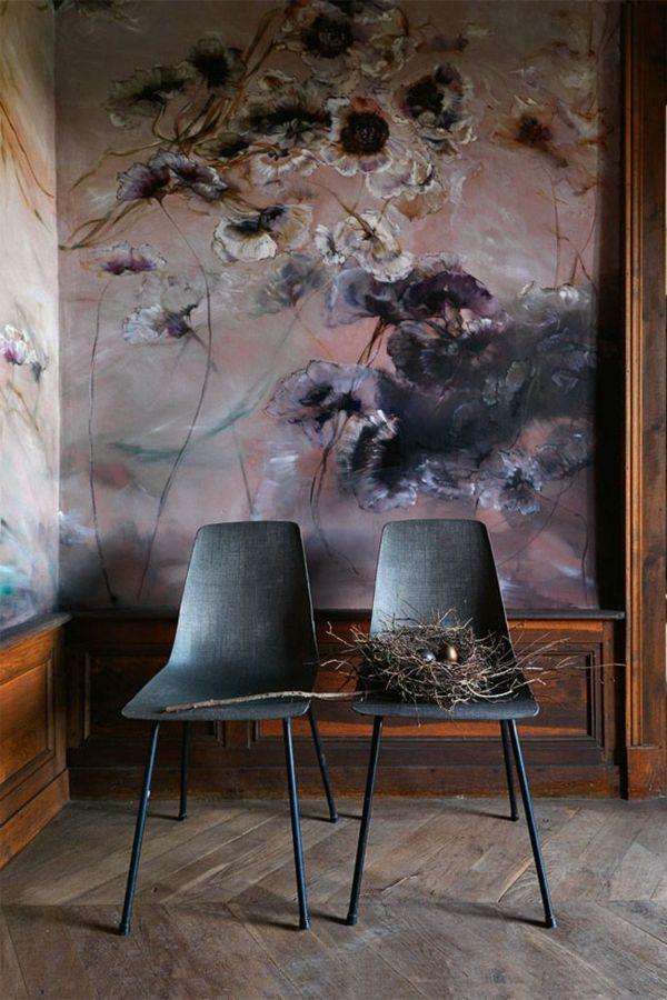 Las 25+ mejores ideas sobre Ausgefallene tapeten en Pinterest - schöne tapeten für wohnzimmer