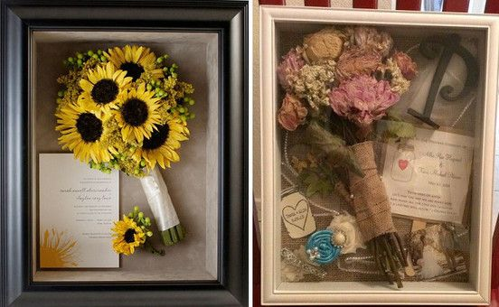 Wedding Magazine - 6 things to do with your bouquet AFTER your wedding