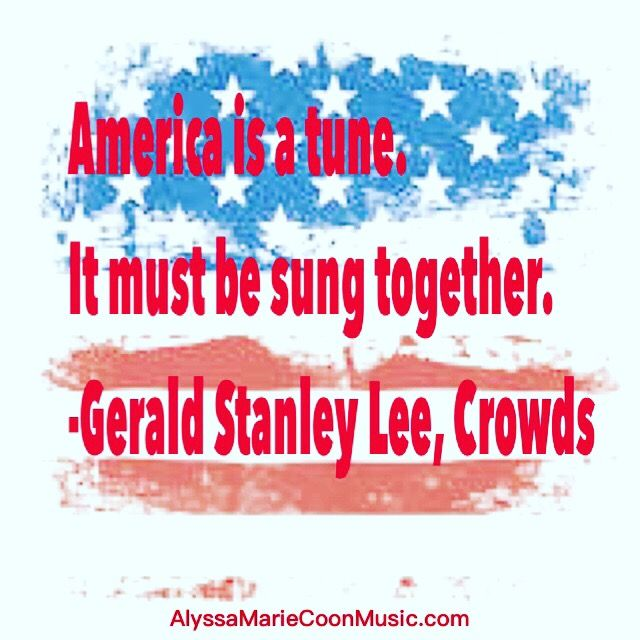 ‪In honor of #FlagDay ‬ ‪#florida #singer #anerican #flag #freedom #AlyssaMarieCoon ‬