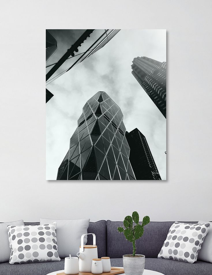 «New York city», Limited Edition Acrylic Glass Print by haroulita - From 95€ - Curioos