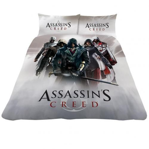 Assassins Creed Double Duvet Set MT #Sport #Football #Rugby #IceHockey
