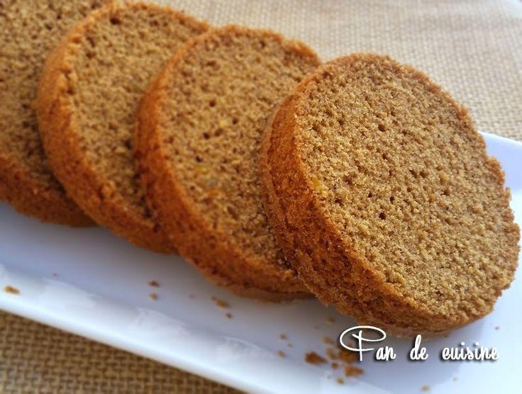 Asalam Alaykom, pain d'épice de Philippe Conticini que  j'ai testé dernièrement, vraiment un pur délice malgré que je n'ai pas  mis tout ce...