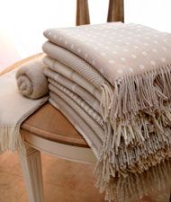 Foxford Throws Rugs The Bone Collection Here Saw Them Today In Kilkenny Design As Light A Feather But Traps Heat
