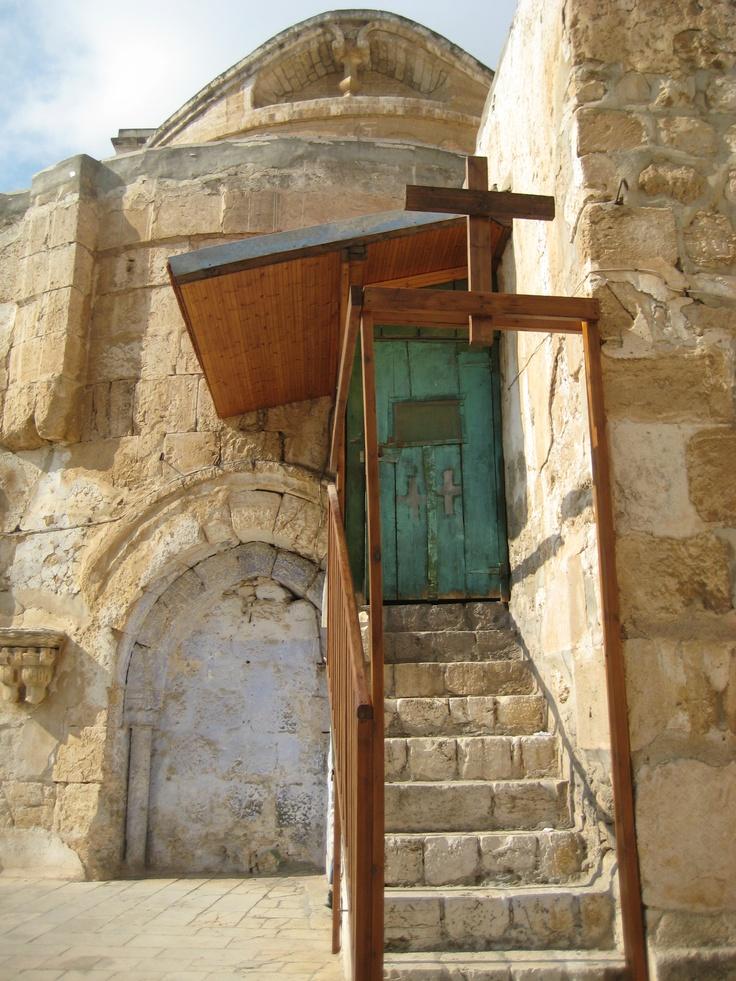 Old Churches - Jerusalem