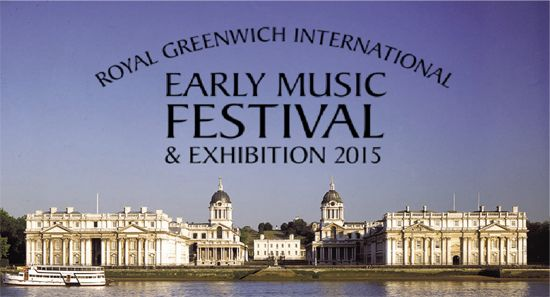 Information for Greenwich Early Music Festival 2015