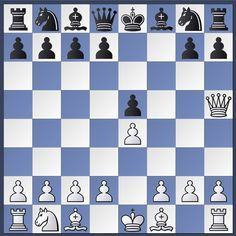 Principios básicos de apertura del ajedrez.: Controlar el centro
