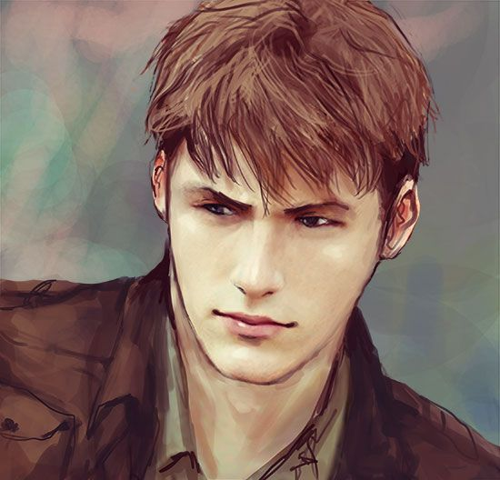Brilcrist's Interpretation Of Realistic Jean #AoT
