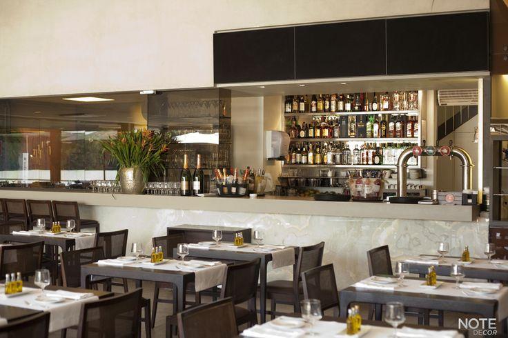 Restaurante Villa Roberti, Belvedere - BH.