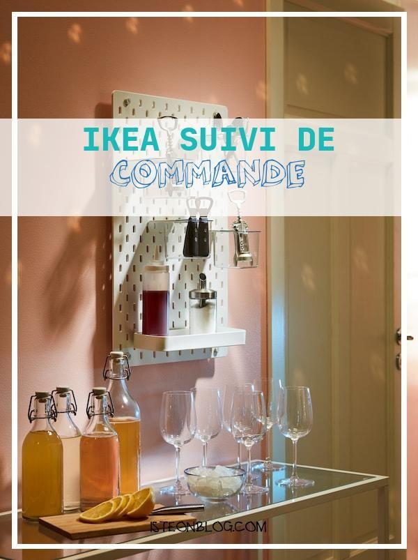 Ikea Suivi De Commande En 2020 Tabouret De Bar Ikea Ikea Meuble Salle A Manger