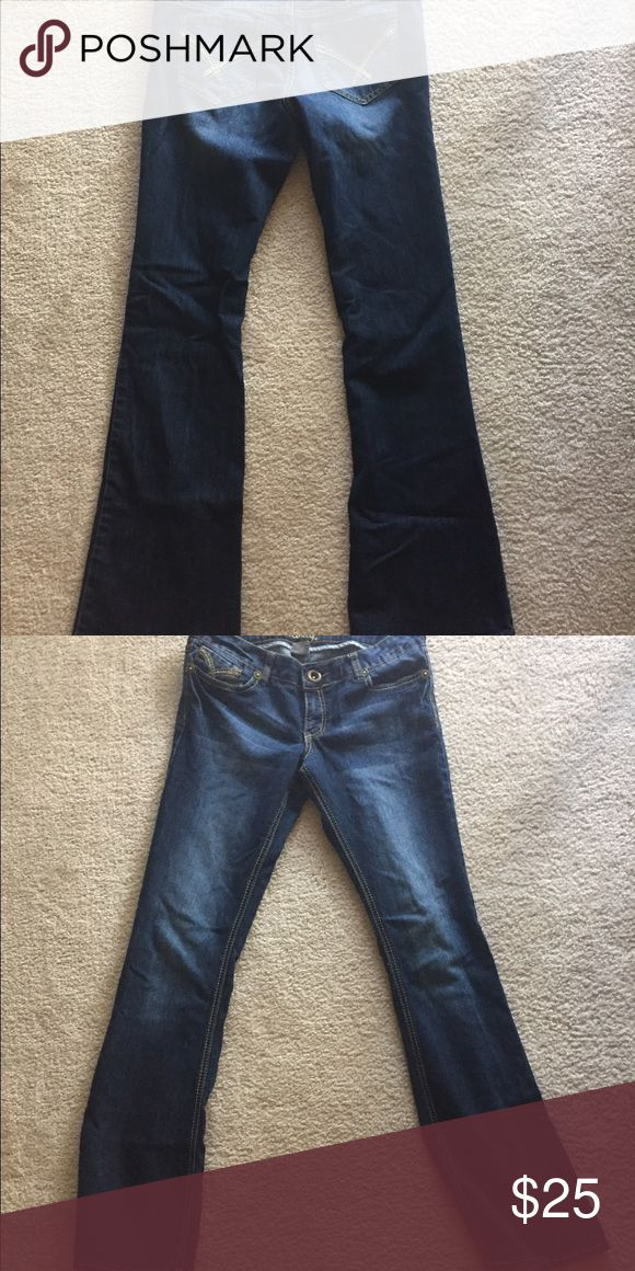 Women's flare jeans from vanity. Size 28/35 Womens flare jeans from vanity. Size 28/35. Barely worn. Vanity Jeans Flare & Wide Leg