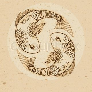 Bildergebnis für sternzeichen fische tattoo