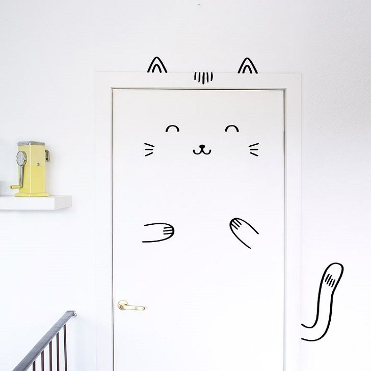 Gorgeous Wall Sitckers For Kids- Petit & Small