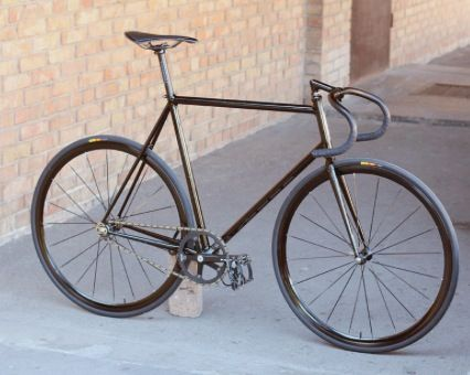 Icarus Frames Track/ Fixed Gear Bike