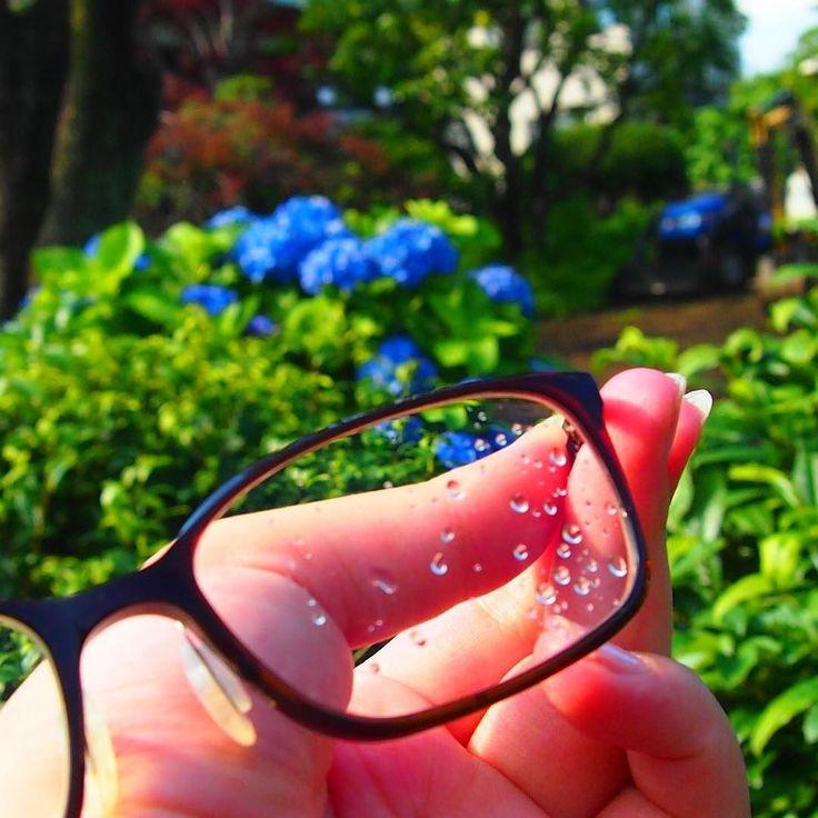 暑い日は水遊びがいいよね  娘とビショビショになって走り回りました  #OLYMPUS #オリンポス #olympuspen #デジタル一眼レフ #アイファイカード #ミラーレスカメラ #カメラ女子部 #メガネ女子 #あじさい #こども #水遊び #娘 #girl #親子 #夏 #梅雨